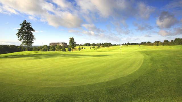 Celtic Manor Resort - Roman Road Course