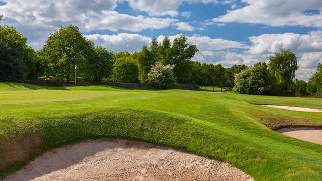 Breadsall Priory Golf & Country Club - Priory Course