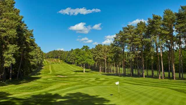 Foxhills Golf Club - Longcross Course
