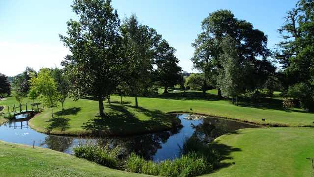 Nailcote Hall Hotel, Golf & Country Club