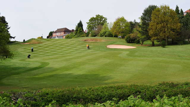The Kidderminster Golf Club