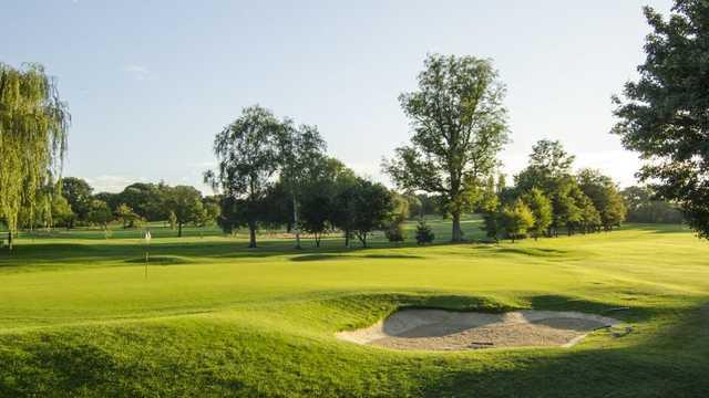 South Herts Golf Club - Vardon Course