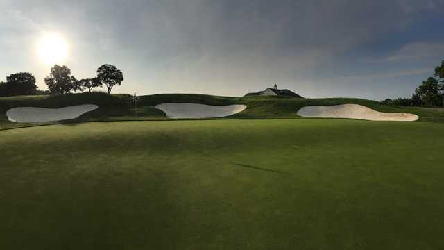 The Deuce Golf Club at the National