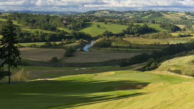 Celtic Manor Resort - The Montgomerie Course