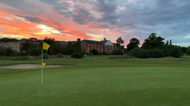 Whittlebury Park Golf & Country Club - Royal Whittlewood Course