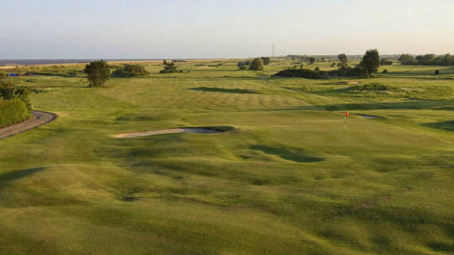 Frinton Golf Club - The Kirby Course