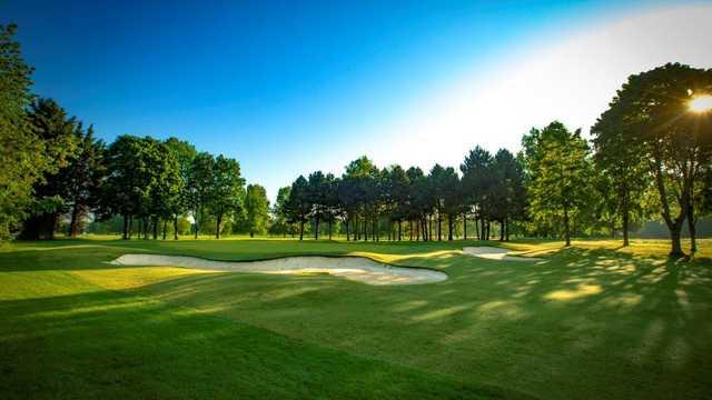 Burghley Park Golf Club
