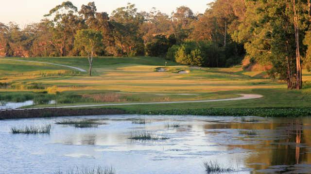 Riverside Oaks - Bungool Course