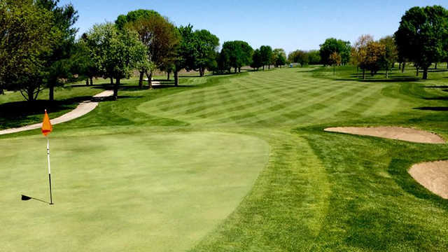 University of Illinois Golf Course - Blue Course