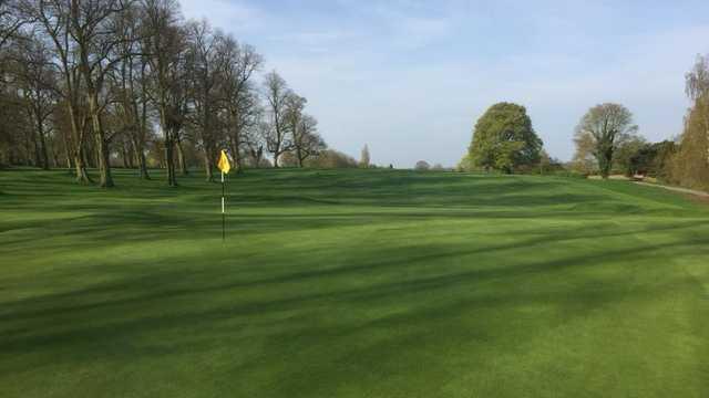 Willesley Park Golf Club