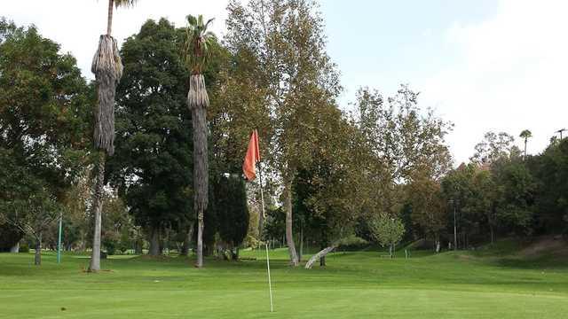 Arroyo Seco Golf Course
