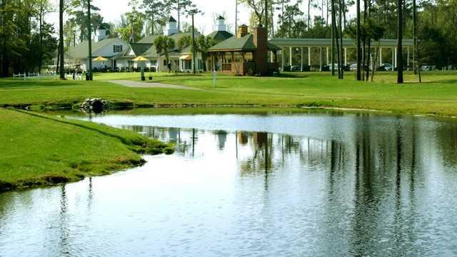 Tupelo Bay Golf Complex - Executive Course