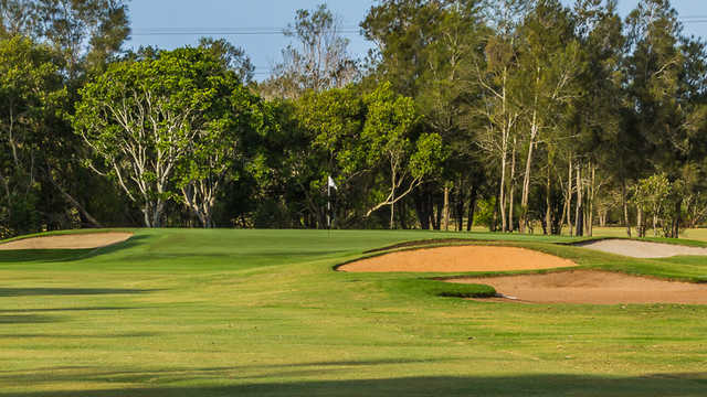 Nudgee Golf Club - Bay Course