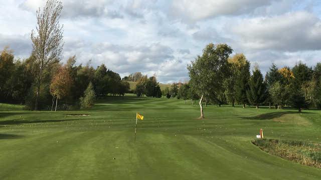 Cleobury Mortimer Golf Club - Badgers Sett
