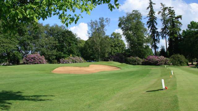 Frilford Heath Golf Club - Green Course