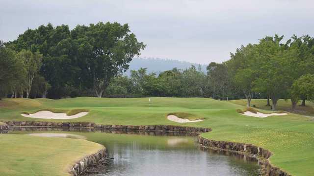 RACV Royal Pines Resort - Gold/Blue Combination