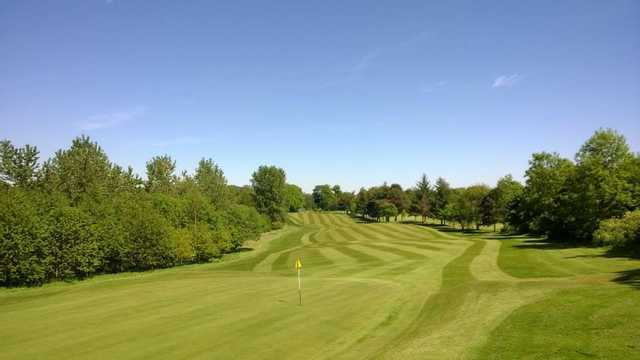 Dunfermline Golf Club - Halkett Course