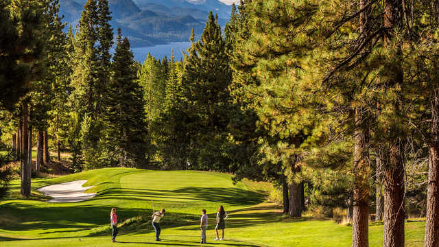 Incline Village Golf Course - Mountain