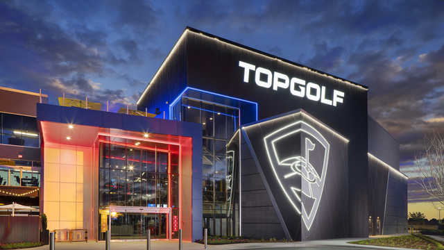 Topgolf Greenville