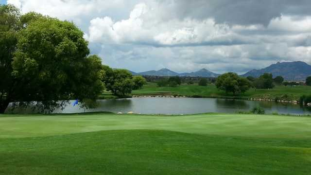 Antelope Hills Golf Course-South
