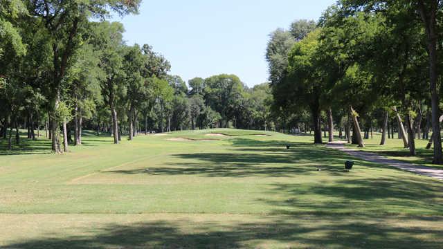 Brackenridge Park Municipal Golf Course