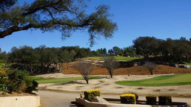 Boulder Oaks Golf Club