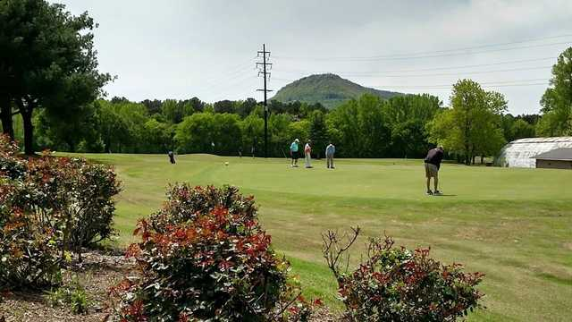 Moccasin Bend Golf Club