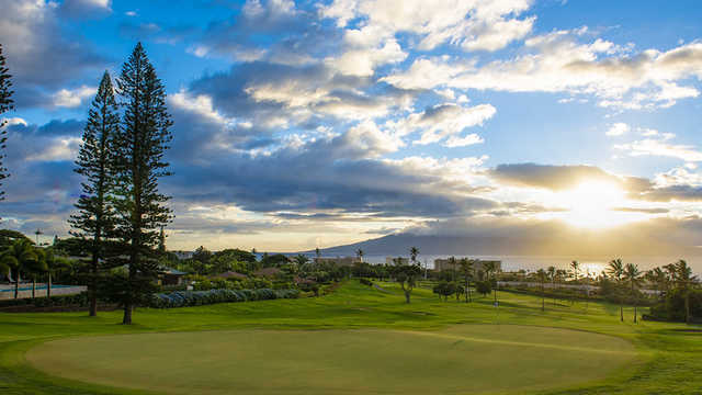 Kaanapali Royal Golf Course