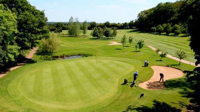 Deanwood Park Golf Course