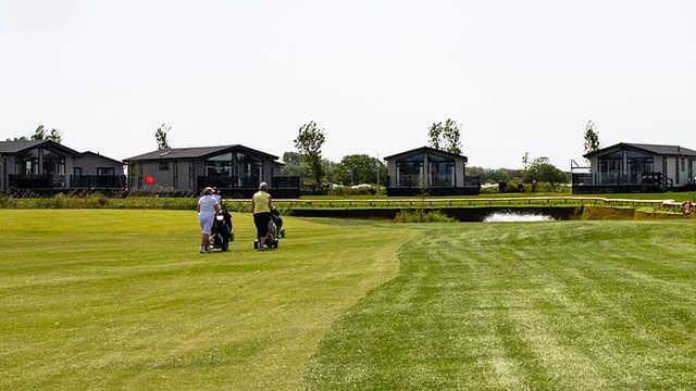 Brean Golf Club.