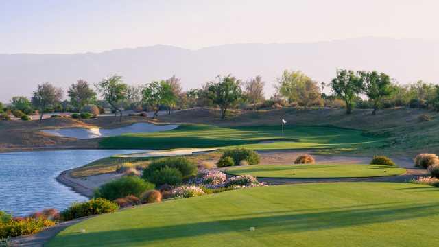 PGA West Greg Norman Golf Course