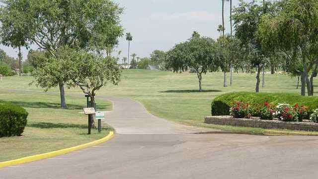 Sun City Willowcreek Golf Course