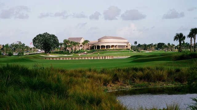 Plantation Preserve Golf Course