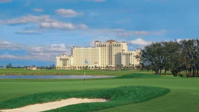 ChampionsGate Golf Club - International at Omni Orlando Resort