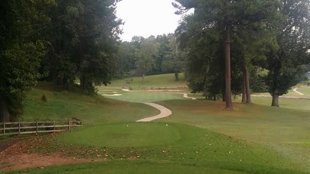 John A White Park Golf Course