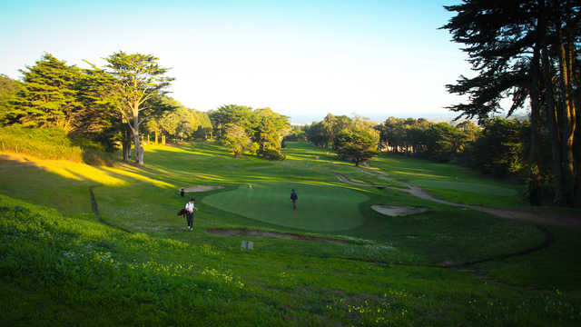 Gleneagles Golf Course at McLaren Park