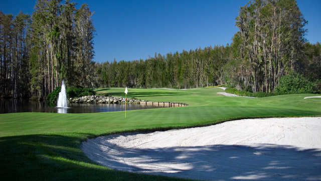 Saddlebrook Resort - Saddlebrook Course