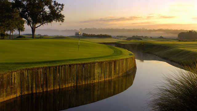 Grand Cypress Resort - The New Course