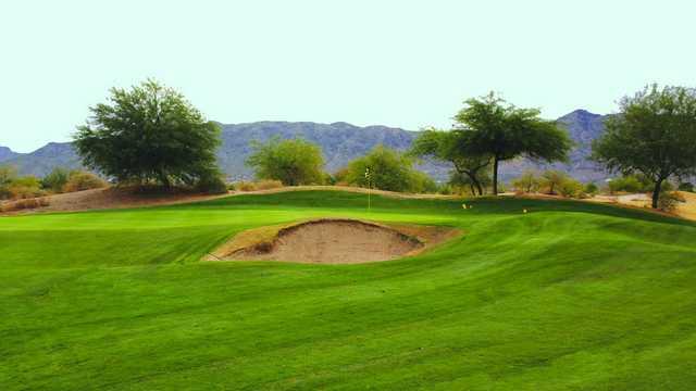 Aguila Golf Course 9