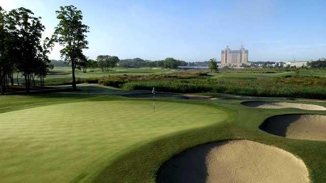 The Club at Savannah Harbor Golf Course