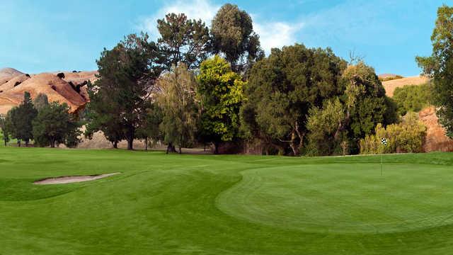 Franklin Canyon Golf Course