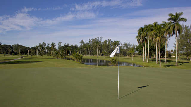 The Senator Course at Don Shula's Golf Club
