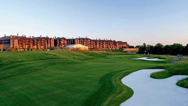 Cascades Golf Club