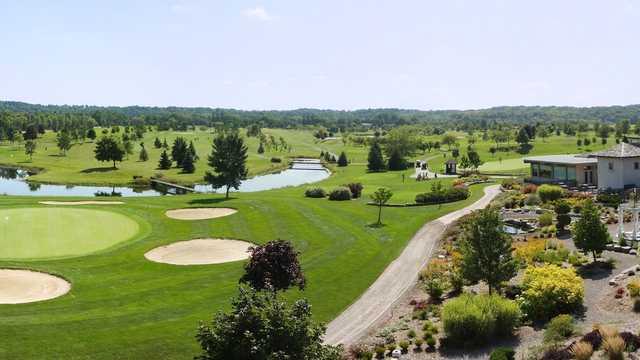 Rockway Vineyards Golf Course