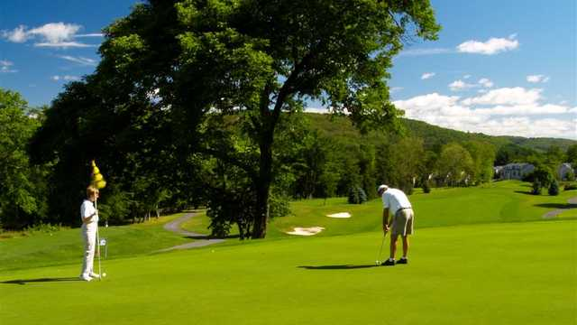 Pocono Hills Golf Course