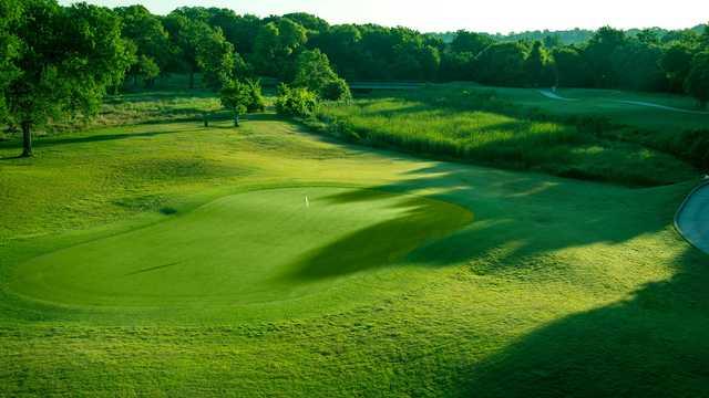 Pecan Valley - Hills Golf Course