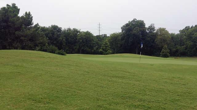 Lake Arlington Golf Course, TX
