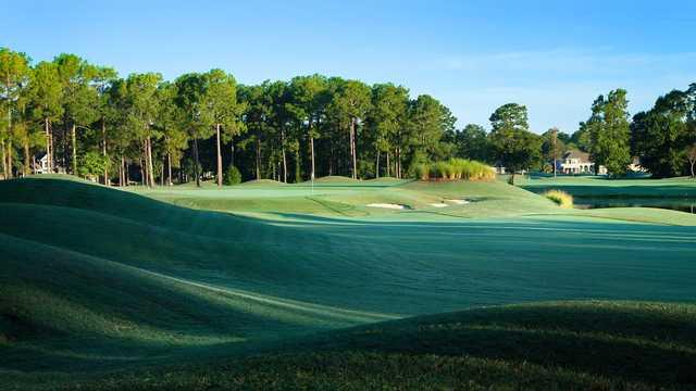 Sea Trail Golf Resort - The Dan Maples Golf Course