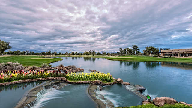 Camelback Golf Club - Padre