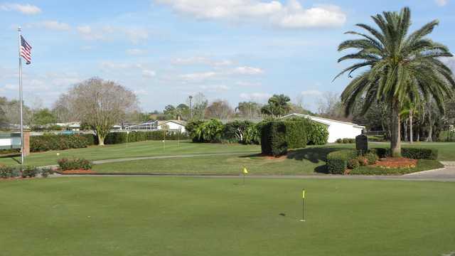 Winter Pines Golf Club